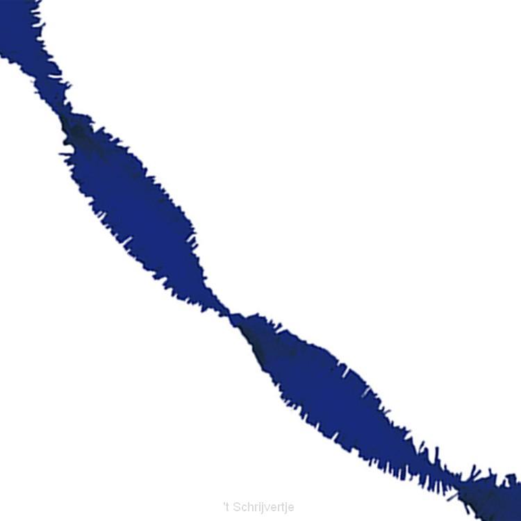 Blauwe Draaiguirlande