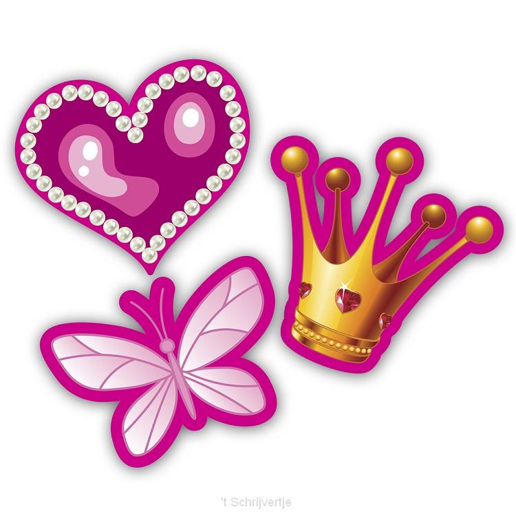Prinses Tafelconfetti XL