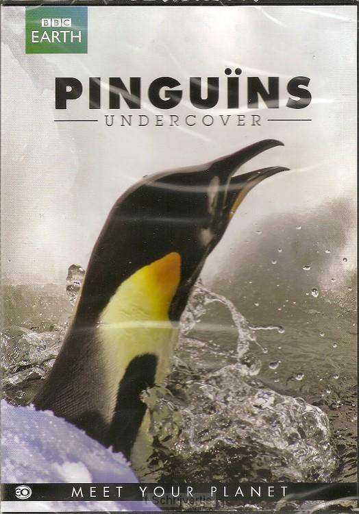 DVD pinguins undercover eo natuurfilm