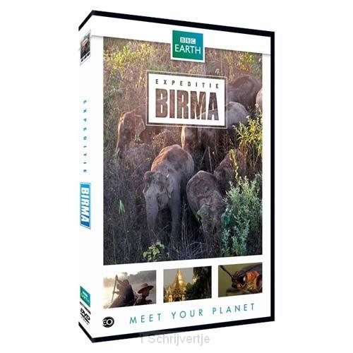 Expeditie Birma
