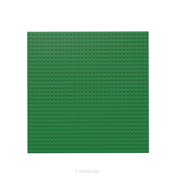 BiOBUDDi Grondplaat Donker Groen, 32x32