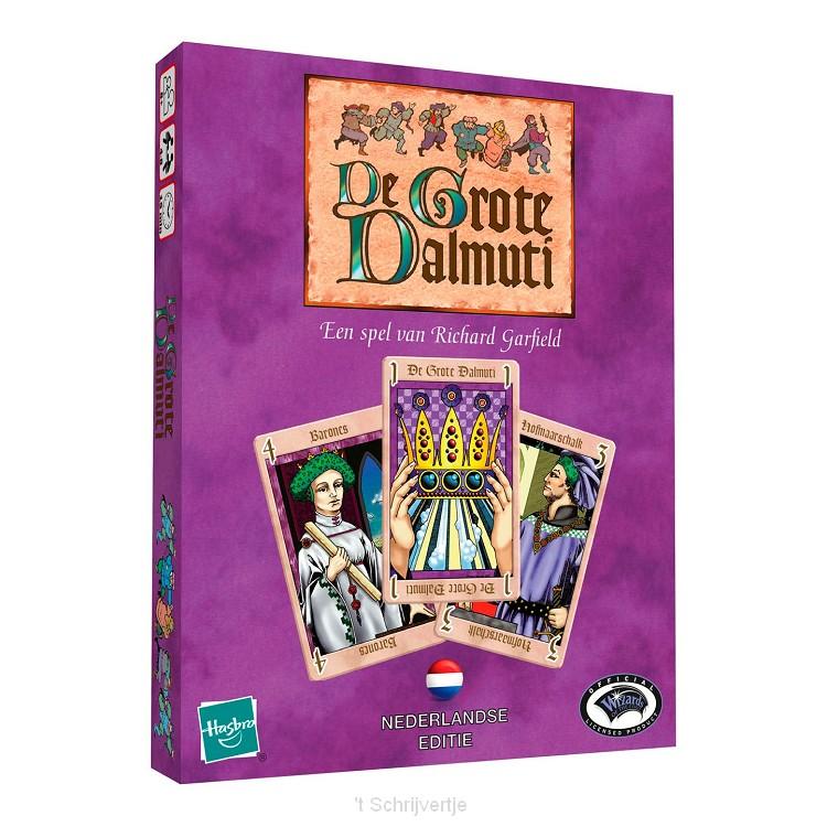 De Grote Dalmuti Kaartspel