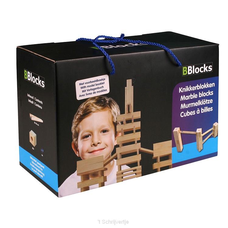 BBlocks Knikkerbaan Blokken