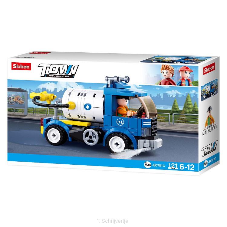 Sluban - Rioolspuiter
