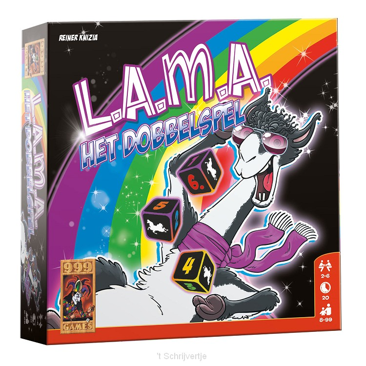 Lama Dobbelspel
