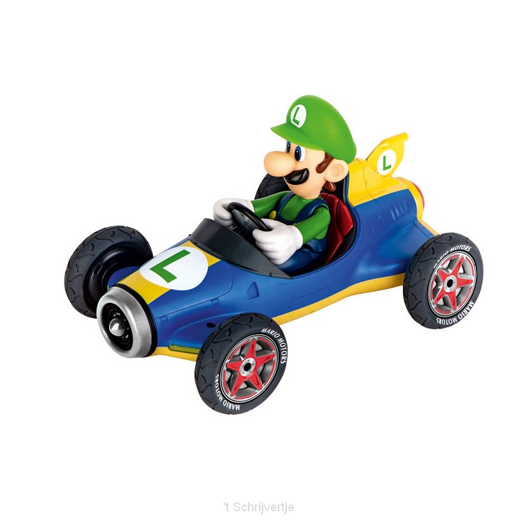 Carrera RC - Super Mario Mach 8 Luigi