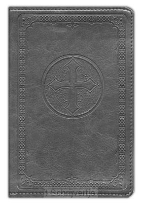 NIV charcoal pocket bible
