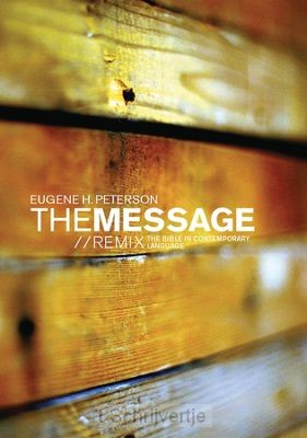 Message remix colour hardcover