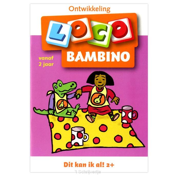 Bambino Loco - Dit kan ik al! (2+)