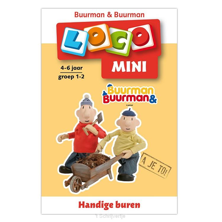 Loco Mini Buurman & Buurman: Buren - Groep 1-2 (4-6 jr.)