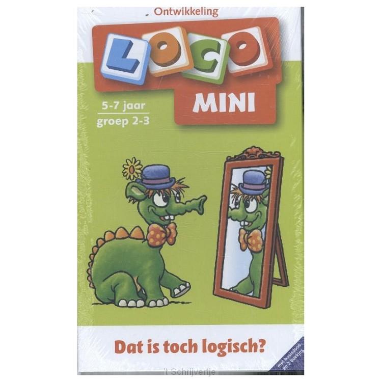 Mini Loco Starterspakket - Dat is toch logisch? (5-7 jaar)