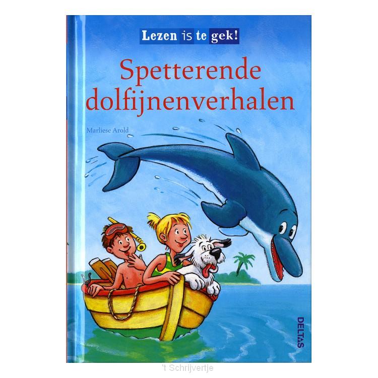 Spetterende Dolfijnenverhalen