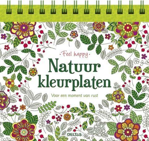 Natuur kleurplaten