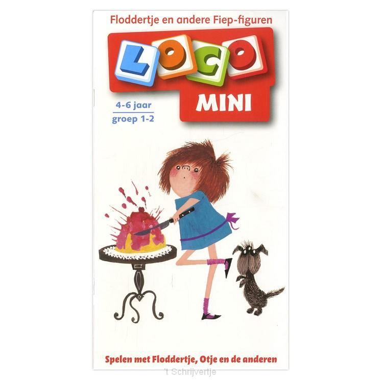 Mini Loco - Floddertje, Otje en de anderen (4-6)