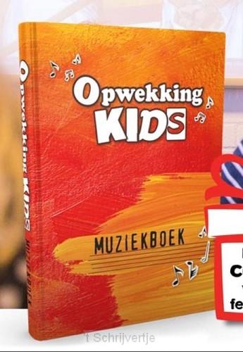 Opwekking kids muziekboek (1-335)
