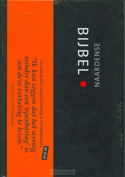 Naardense bijbel dundruk ed