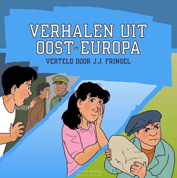 Verhalen uit Oost Europa LUISTERBOEK