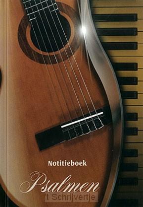 Notitieboek A5 psalmen hardcover
