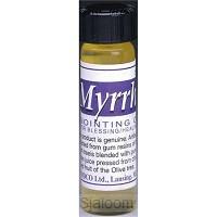 Anointing oil 7,4ml myrrh