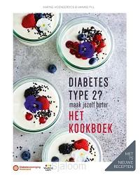 Diabetes type 2? Het kookboek