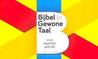 Bijbel BGT bij de hand-dwarsligger
