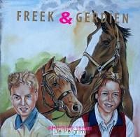 Freek en Gerdien LUISTERBOEK