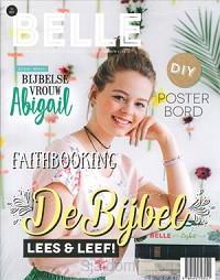 Belle meidenmagazine 2018 nr 3