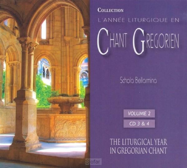 Chant Gregorien 2