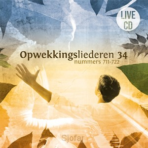 Opwekking 34 cd  (711-722)
