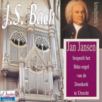 Bach's koraal partita's