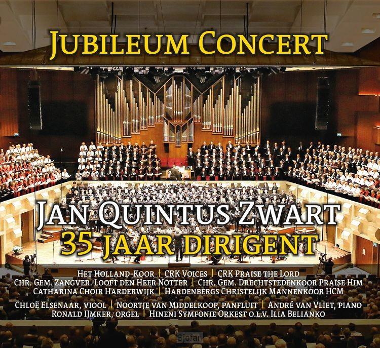Jubileum concert 35 jr dirigent