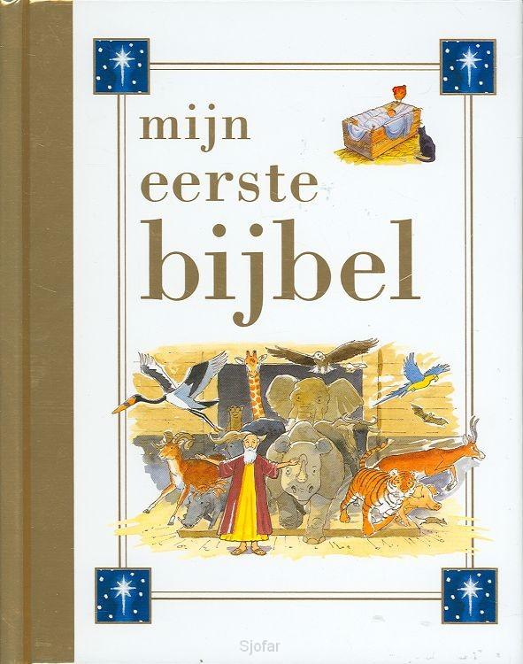 MIijn eerste bijbel (goud)