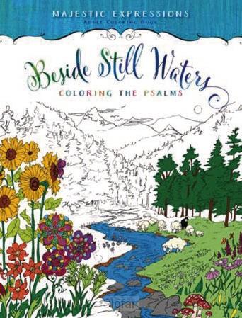 Beside stil waters, the psalms