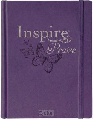 Iinspire praise bible - PURPLE
