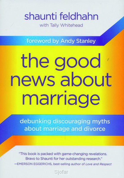 Good news about marriage