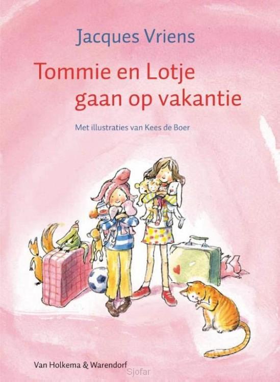 Tommie en Lotje gaan op vakantie