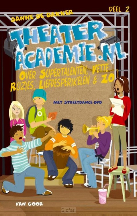 Theateracademie.nl / Deel 2
