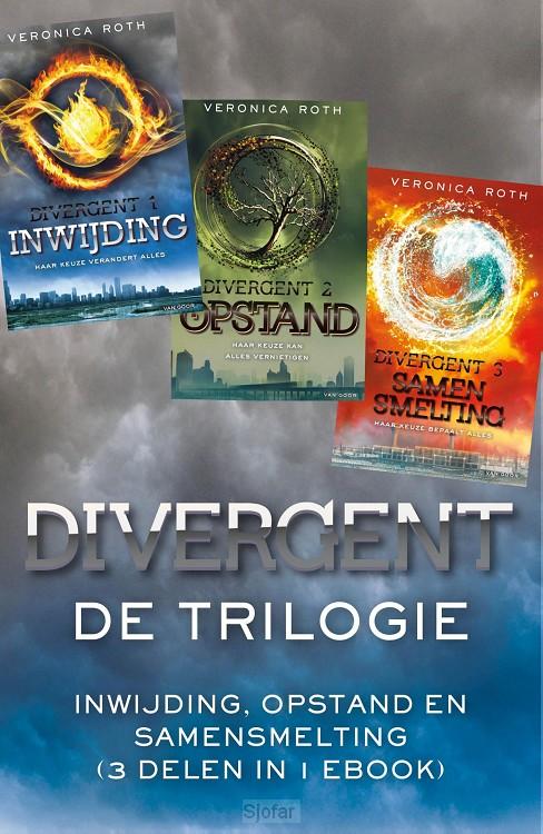 Divergent, de trilogie