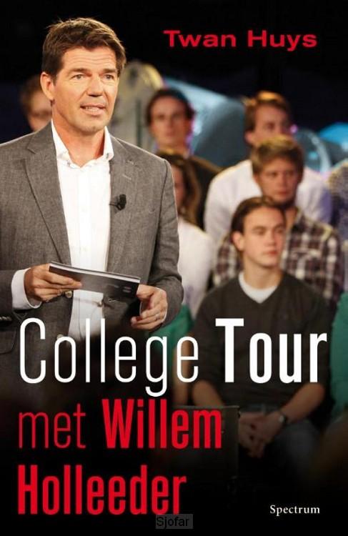 College tour met Willem Holleeder