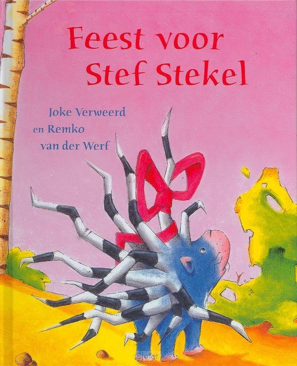 Feest voor Stef Stekel