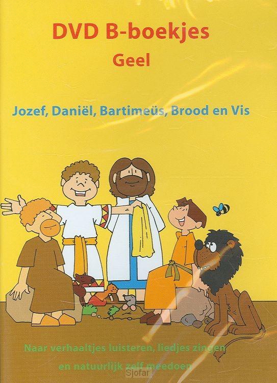 DVD BIJ DE B-BOEKJES