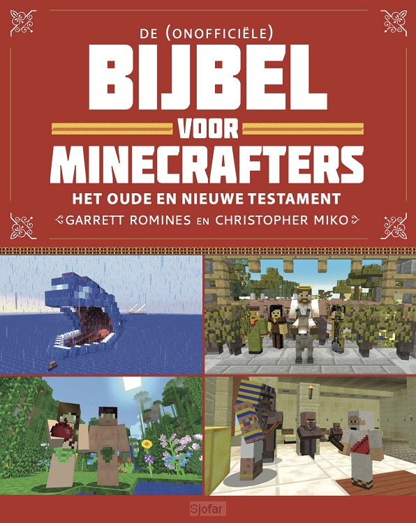 Onofficiele bijbel voor minecrafters