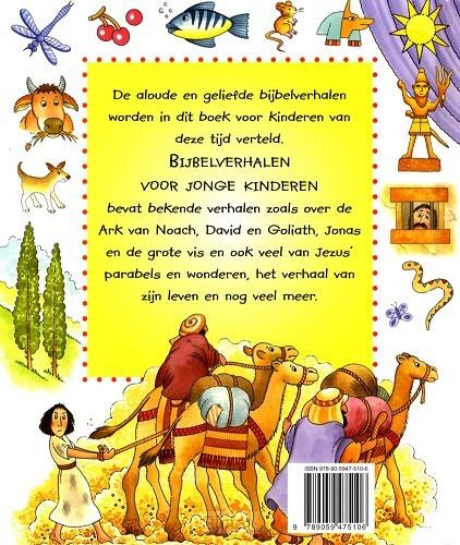 Bijbelverhalenvoor jonge kinderen