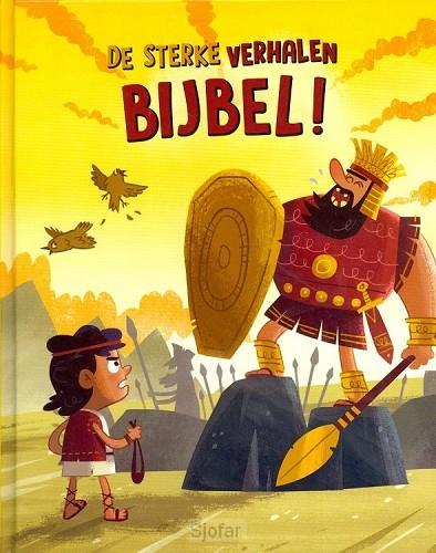 Sterke verhalen bijbel