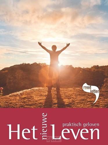 Studybijbel het nieuwe Leven roodletter