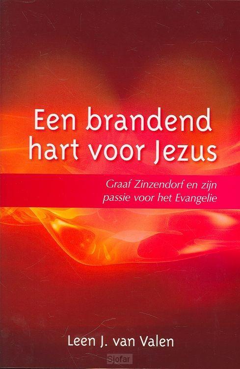 Brandend hart voor Jezus