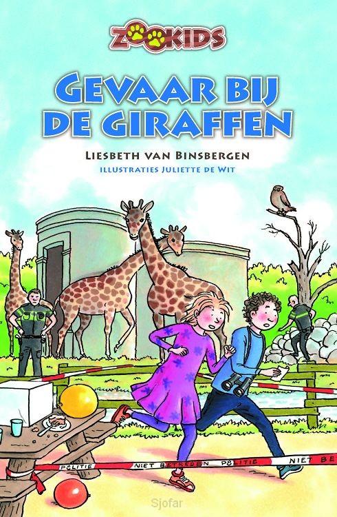 Gevaar bij de giraffen