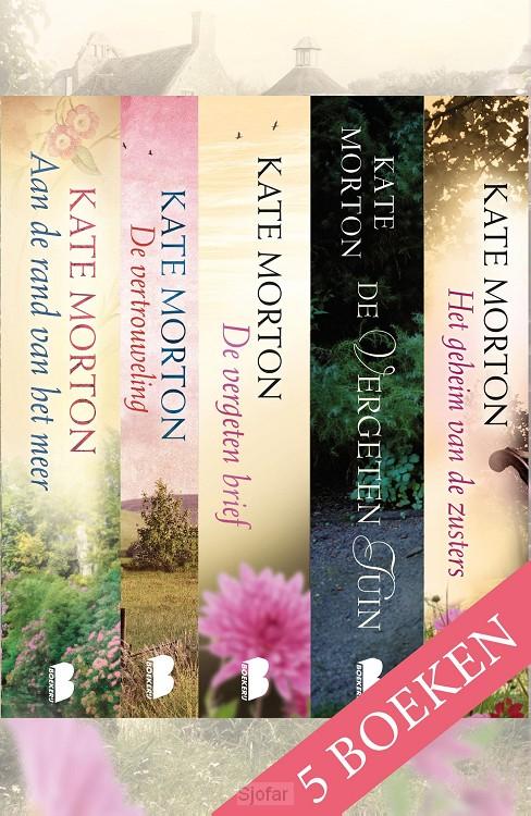 Kate Morton bundel (5-in-1)