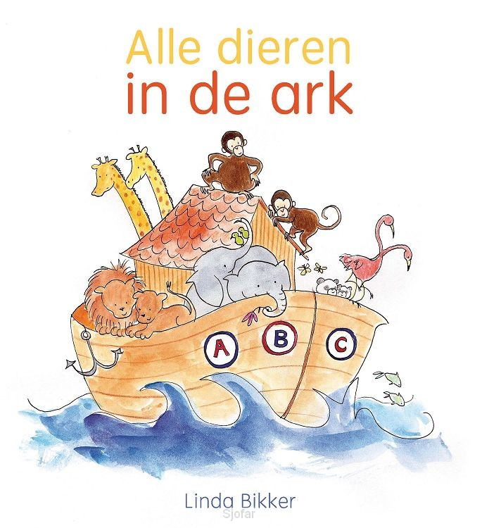 Alle dieren in de ark