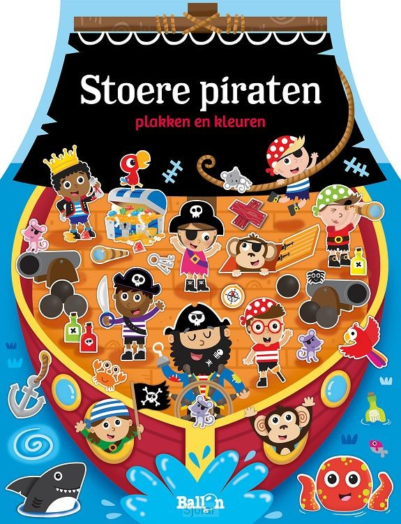 Stoere piraten
